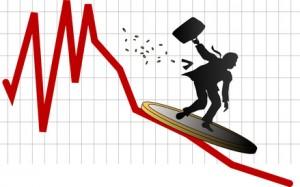 crise bourse