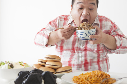 どうやったら太ることができる? 痩せやすい人が太るには、太っている人が痩せるよりも大変だということ。
