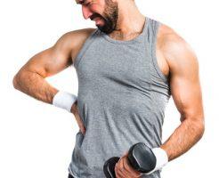 筋肉の怪我